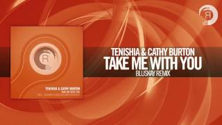 Tenishia & Cathy Burton - Take Me With You (Bluskay Remix) RNM