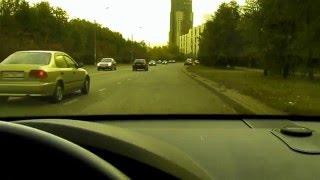Желтые ночные очки водителя