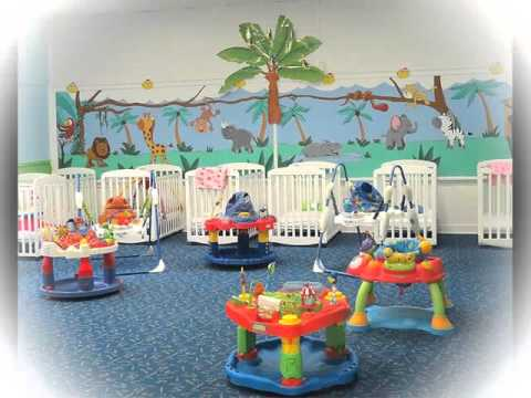 Infant Daycare Room Design