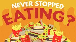 What Would Happen If You Never Stopped Eating? by : Life Noggin