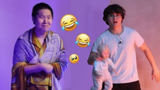 Michael Reeves and Toast Being a Comedic Duo   2