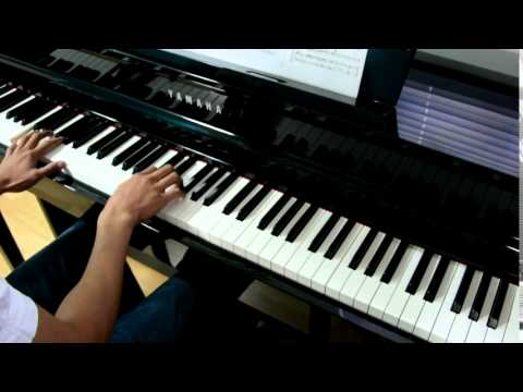 Amazed - Lonestar - Piano Cover with Yamaha Clavinova CLP-575 - Jarvis Phan