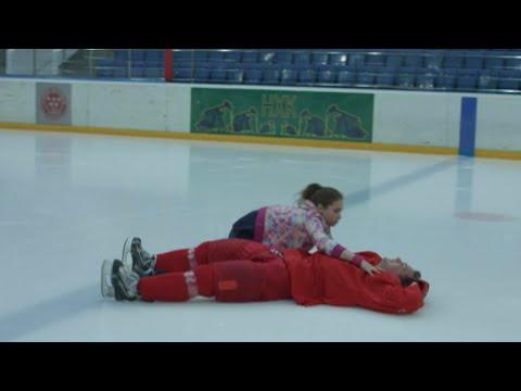 Молодёжка: Егор снова встал на коньки