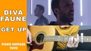 DIVA FAUNE FT. LEA PACI - GET UP    TUTO