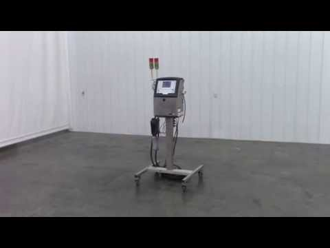 Videojet 1610 DataFlex Dual Head Ink Jet Coder