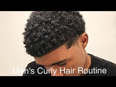black men curly hair styles how to get curly hair for hair routine 6741 | hqdefault