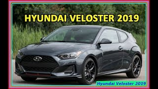 HYUNDAI VELOSTER 2019 Review : Turbo R-Spec Manual