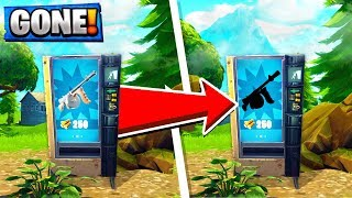 SECRET UPDATE FORTNITE MADE WITHOUT TELLING US! Fortnite Battle Royale Update!