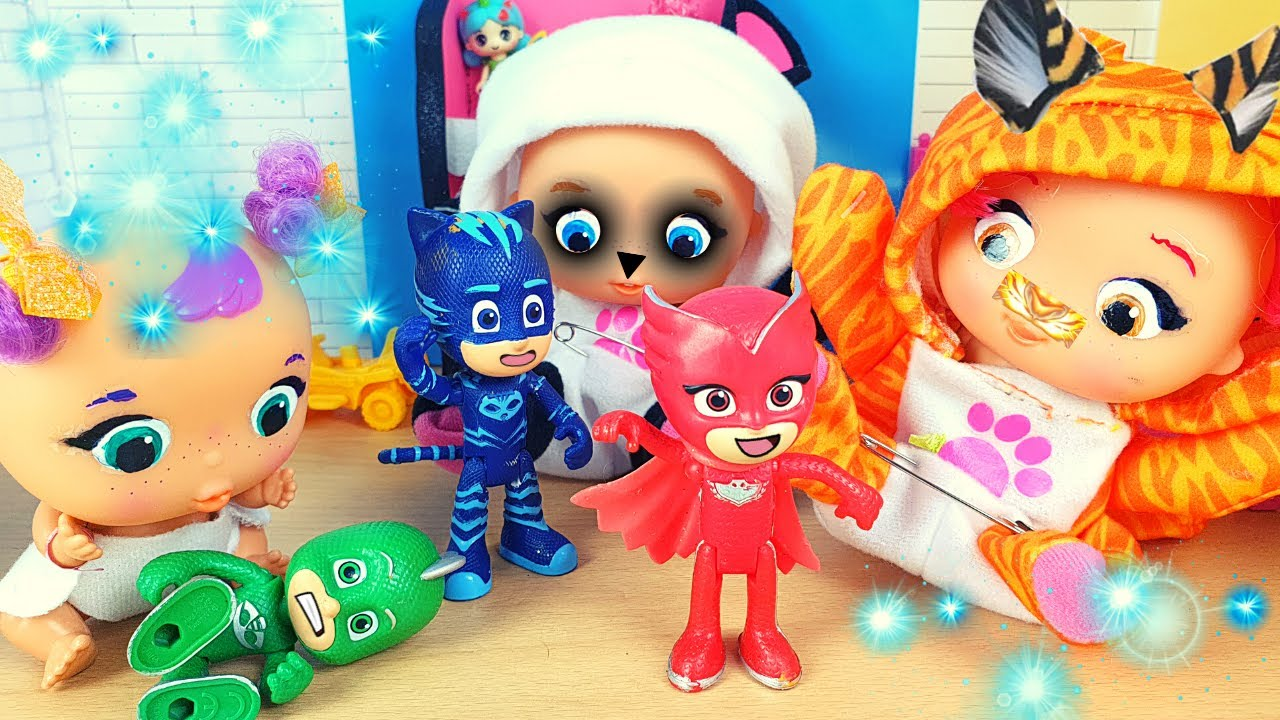 I Baby Supereroi in missione con i Pj Masks 💥 [I Super Bebè Ep. 3 👶🍼]