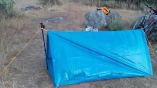 Refugio - Rafia 2x3 - 07 - Raffia Shelter