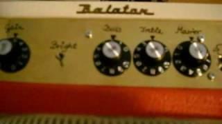 5 Watt Homemade DIY Tube Amplifier Demo
