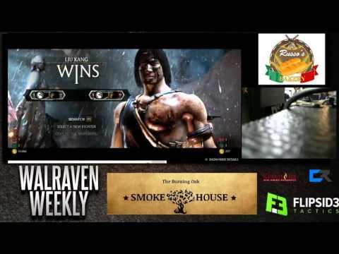 Michigan RanBats 3 Mortal Kombat X Tournament
