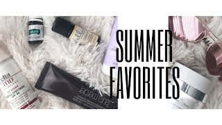 Summer Favorites 2017