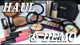 IsaDora Haul & First Impressions Demo!