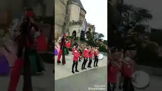 Vũ điệu đường phố  của  các  vũ Công quốc tế