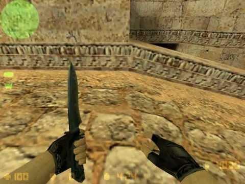 Ronzaing как сделать в cs 1. 6 чтобы оружие было правой.