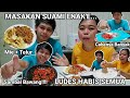 PEDAS PUAS!!! MASAKAN SUAMI | SAMBAL BAWANG + MIE TELUR NASI