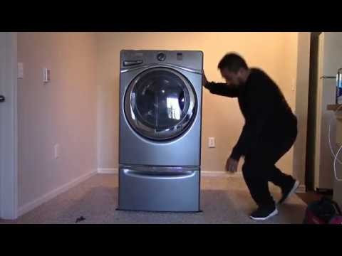 How To Move A Washer Machine DownStairs | Professional Movers In McKinney,TX