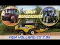 New Holland CX 7.90 + CASE PUMA 195 + New Holland T6080 | Team Benedicenti [Product Video]