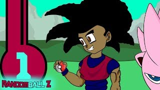 VegePuff? - Random Ball Z Ep 1