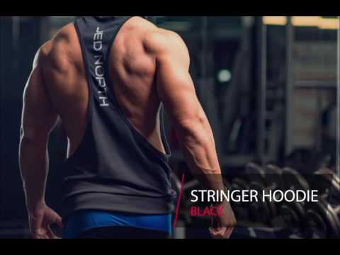 b1e991a7c01a0 Jed North Apparel - Stringer Hoodie - YouTube