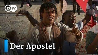 Flüchtling Anthony - der Apostel aus Afrika | DW Reporter