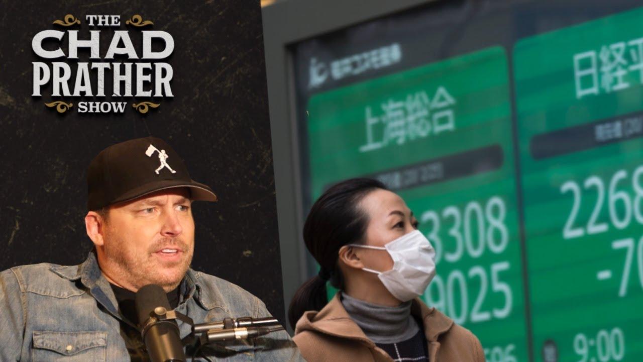 Is the Coronavirus an Economic Killer? | Ep 207 - Chad Prather