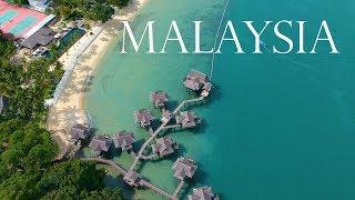 Malaysia | 4k Travel Film | Kuala Lumpur, Penang, Langkawi, Pulau Pangkor, Georgetown, etc.
