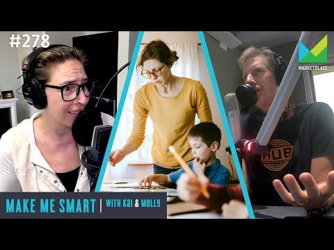 Coronavirus Is Pushing Women Out Of Work | Make Me Smart #278 | Caitlyn Collins