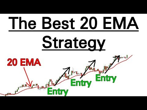 Forex: 20 Period Moving Average SECRETS (STEAL MY 20 Period EMA Strategy)