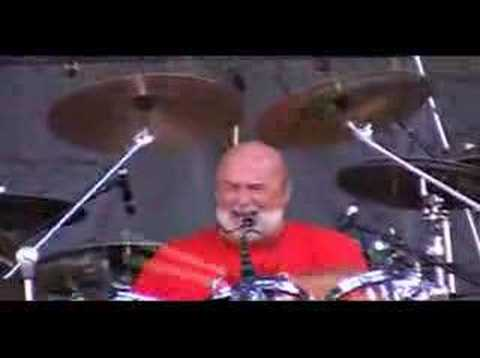 April Wine Jerry Mercer Drum solo