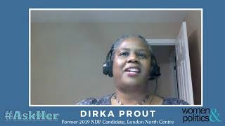 Dirka Prout: #AskHer One Piece of Advice