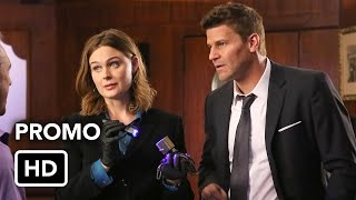 "Bones 11x07 Promo ""The Promise in the Palace"" (HD)"