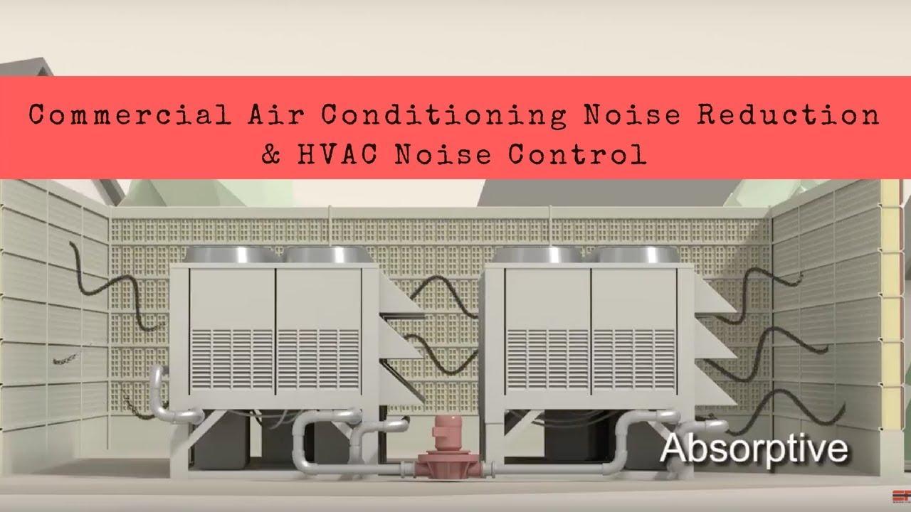 Air Conditioner Sound Barrier | Noise Reduction | HVAC Noise