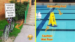10 Hilarious People Who Took Trolling To Another Level