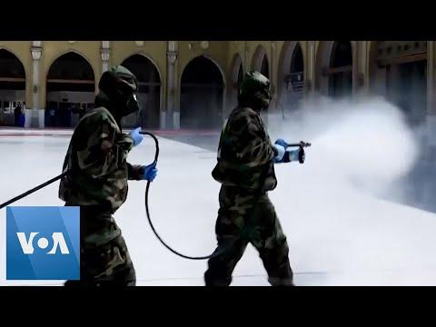 Iraq Taking Drastic Measures To Fight Coronavirus Spread