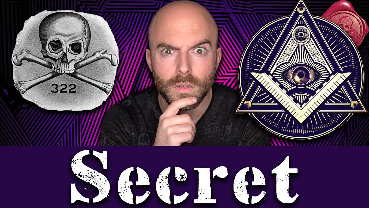 SECRET Organizations that May Run the World...