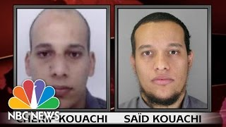 Charlie Hebdo Terror Suspects Dead After Hostage Standoff | NBC News