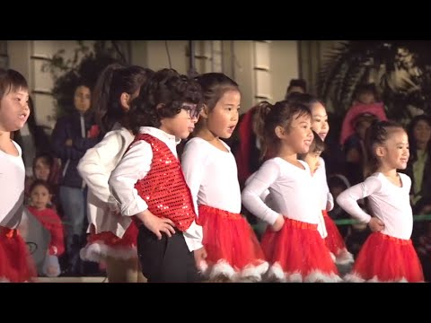 Pasadena Mayor's Holiday Tree Lighting Celebration 2019