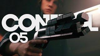 Control (PL) #5 - Klub Oldbojów (Gameplay PL / Zagrajmy w)