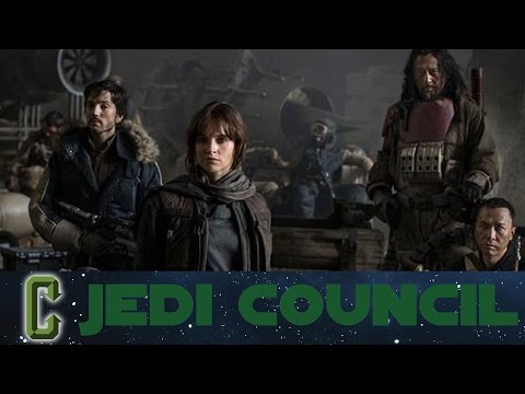 Collider Jedi Council - Knights of Ren Concept Art Revealed? D23 Expo Highlights