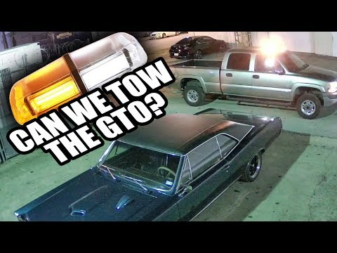 We Try Our Own Tow Truck!