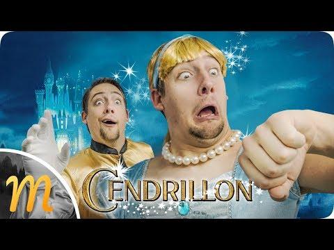 CENDRILLON, LA PRINCESSE QUI N'AVAIT PAS D'ORTEILS !