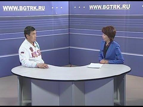 Вести Интервью (на бурятском языке). Эрдэни Жамбалов. Эфир от 13.12.2017