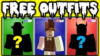 People don't believe these avatar outfits are free!!