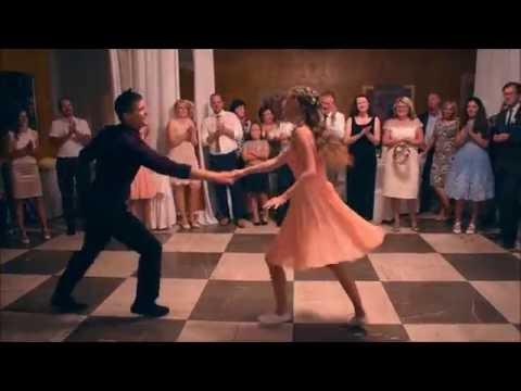 Our Best Wedding Dance Swing Lindy Hop & Charleston