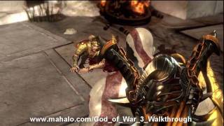 God of War III Walkthrough - Helios