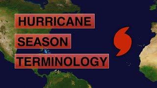 Hurricane Season Terms You Should Know | 2021 Atlantic Hurricane Season