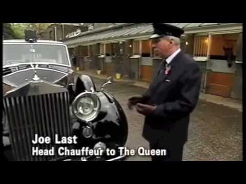 The first Rolls-Royce Phantom IV built