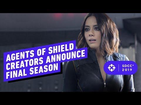 Agents of SHIELD Creators announce Final Season - Comic Con 2019